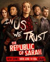 The Republic of Sarah - Staffel 1 - Poster