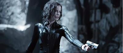 Kate Beckinsdale in Underworld