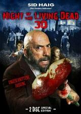 Night of the Living Dead 3D - Poster