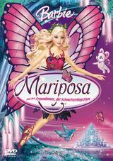 Barbie: Mariposa - Poster