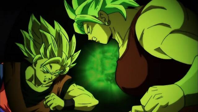 Goku vs. Kale