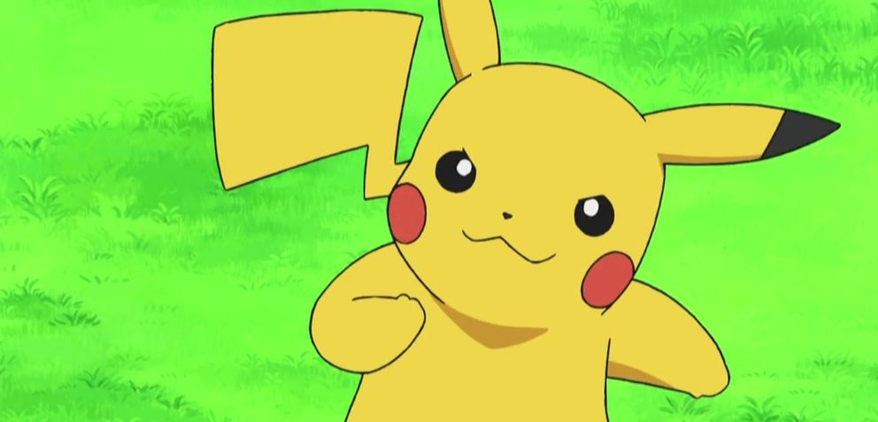 Durfte doch nicht feiern: Pikachu