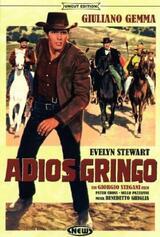 Adiós Gringo - Poster