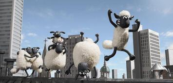 Bild zu:  Shaun das Schaf - Der Film