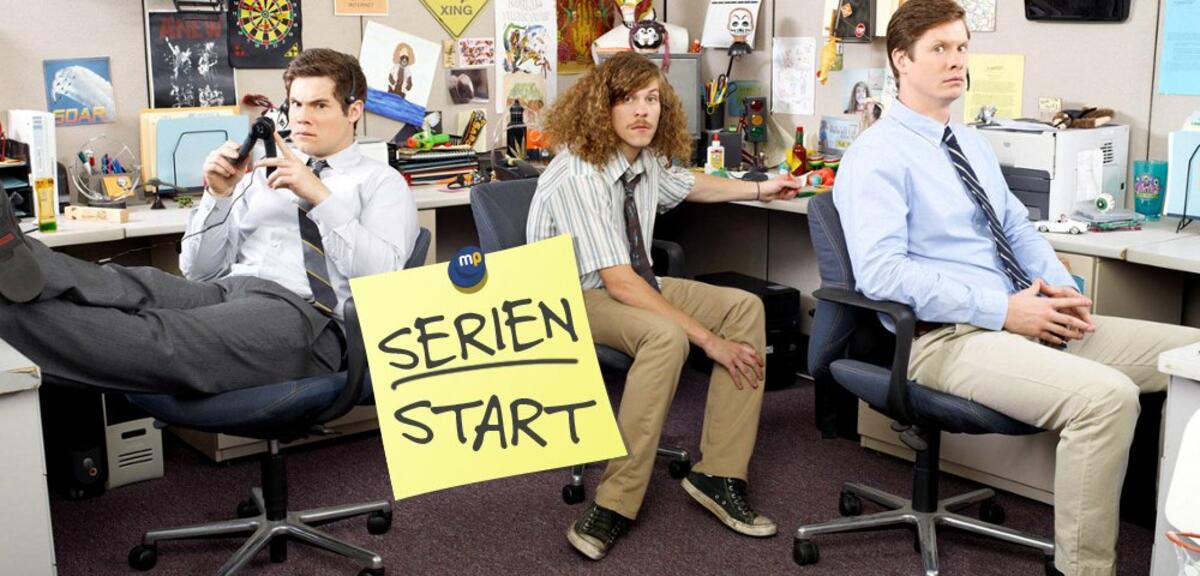 Serien Stream Workaholics