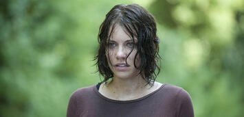Bild zu:  Lauren Cohan in The Walking Dead