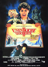 Die unendliche Geschichte III - Rettung von Fantasien - Poster