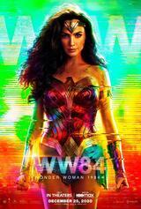 Wonder Woman 1984 - Poster