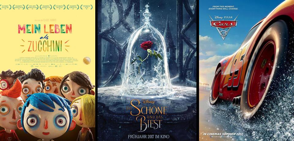 Kinderfilme 2017 - Filme für Kids und den ganzen Rest News
