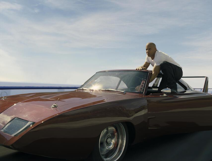 Fast & Furious 6 mit Vin Diesel