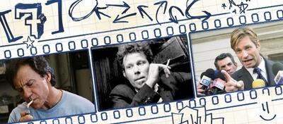 Meine glorreichen Sieben Zigarettenfilme