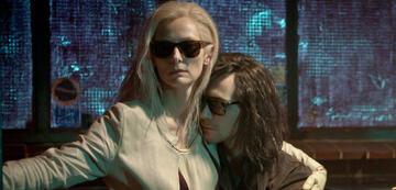 Tilda Swinton und Tom Hiddleston in Only Lovers Left Alive
