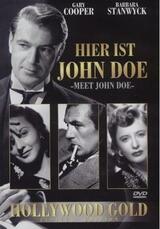 Hier ist John Doe - Poster