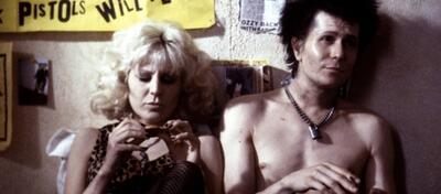 Gary Oldman und Chloe Webb sind Sid und Nancy
