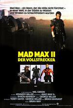 Mad Max II - Der Vollstrecker Poster