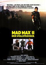 Mad Max II - Der Vollstrecker - Poster