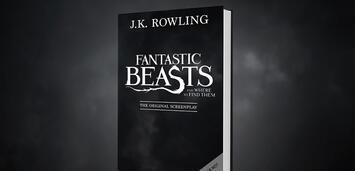 Bild zu:  Cover von J.K. Rowlings Drehbuch