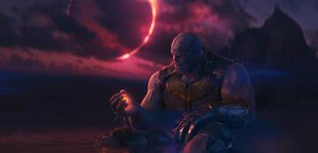 """Thanos verliert """"alles"""""""