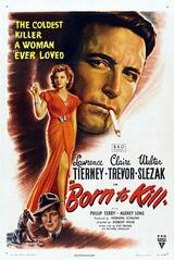 Born to Kill - Poster