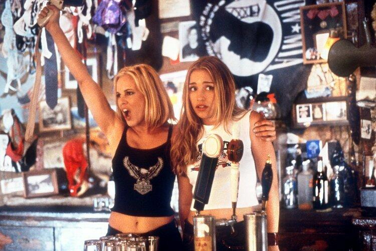 Coyote Ugly mit Piper Perabo