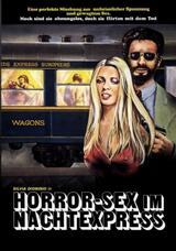 Horrorsex im Nachtexpress - Poster