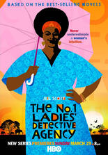 Eine Detektivin für Botswana