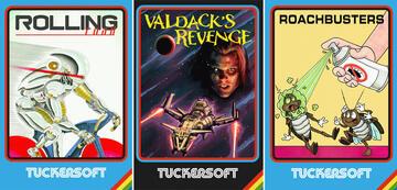 Die Tuckersoft-Spiele aus Black Mirror: Bandersnatch