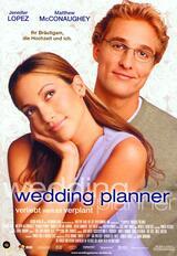 Wedding Planner - Verliebt, verlobt, verplant - Poster