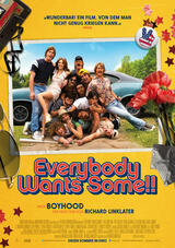 Everybody Wants Some!! - Poster
