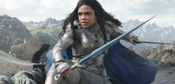 Tessa Thompson in Thor 3: Tag der Entscheidung
