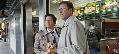 Mark Wahlberg und Will Ferrell als Loser-Cops