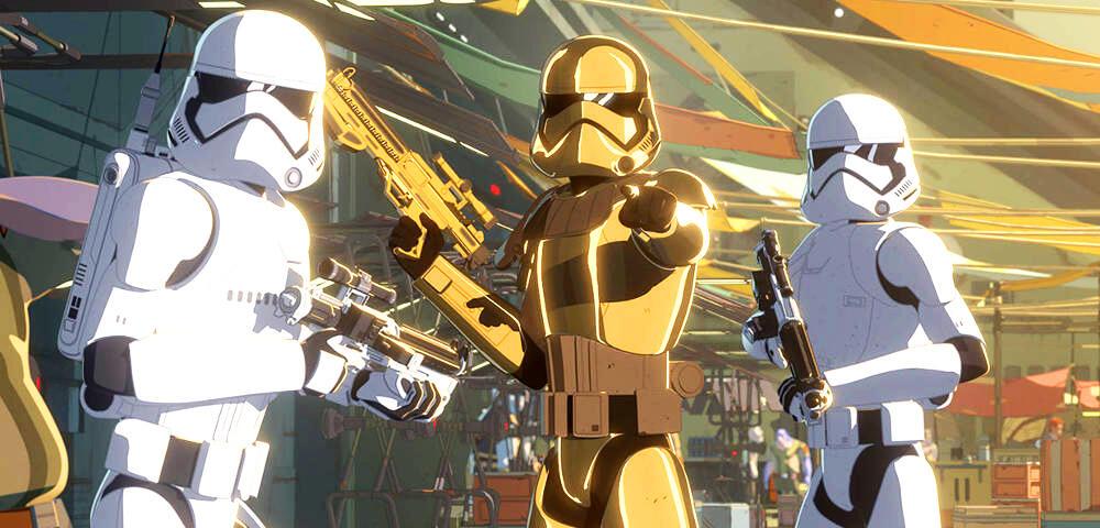 Star Wars: Trailer zu Staffel 2 der überraschend abgesetzten Serie zeigt Kylo Ren