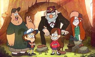 Willkommen in Gravity Falls, Staffel 2, Staffel 1 - Bild 3