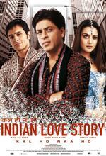 Indian Love Story - Lebe und denke nicht an morgen Poster