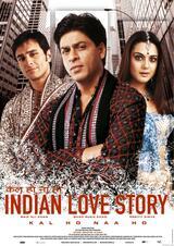 Indian Love Story - Lebe und denke nicht an morgen - Poster