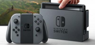 Die neue Nintendo Switch
