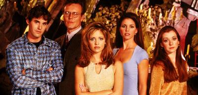Der Main Cast von Buffy - Im Bann der Dämonen