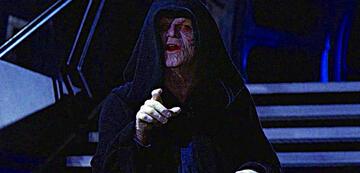 Imperator Palpatine in Die Rückkehr der Jedi-Ritter