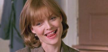 Michelle Pfeiffer in Dangerous Minds - Wilde Gedanken