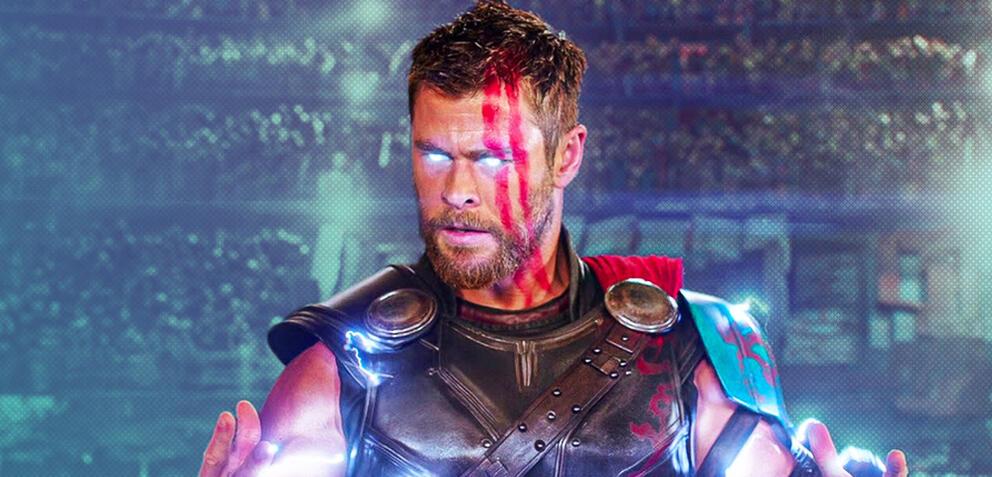 Thor ist bereit für Teil 4
