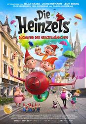 Die Heinzels - Rückkehr der Heinzelmännchen Poster