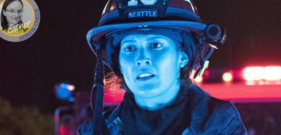 Seattle Firefighters: Eine holperige Feuertaufe nach Grey\'s Anatomy ...