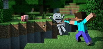 Bild zu:  Minecraft verbietet Werbung: Der Todesstoß?