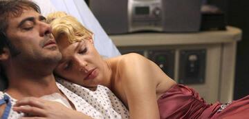 Katherine Heigl in Grey's Anatomy