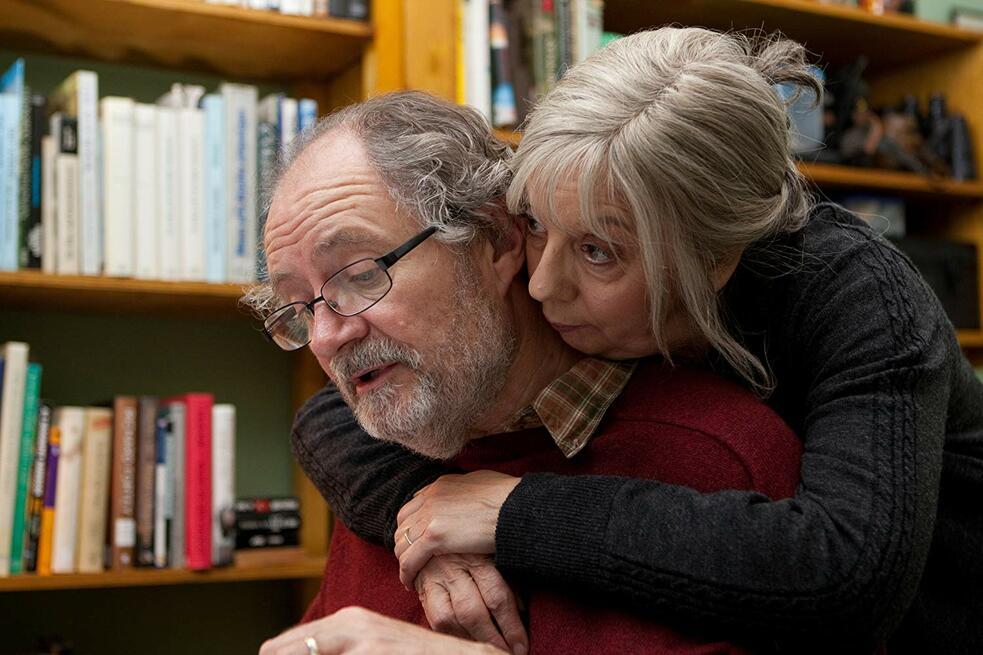 Another Year mit Jim Broadbent und Ruth Sheen