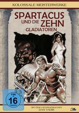 Spartacus und die 10 Gladiatoren - Poster