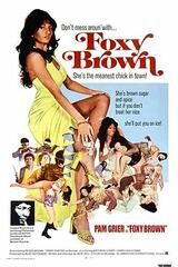 Foxy Brown - Poster