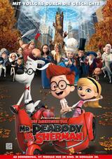 Die Abenteuer von Mr. Peabody & Sherman - Poster