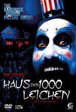 Haus der 1000 Leichen Poster