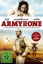Army of One - Ein Mann auf göttlicher Mission Poster